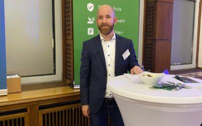 Wir haben auf der Digital-Messe Duisburg ausgestellt