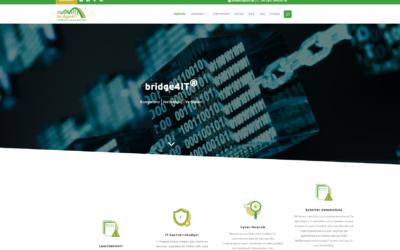 neue Webseite der bridge4IT® ist online